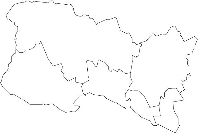 mapa das freguesias do concelho de cascais Mapa de Freguesias do Concelho de Cascais mapa das freguesias do concelho de cascais